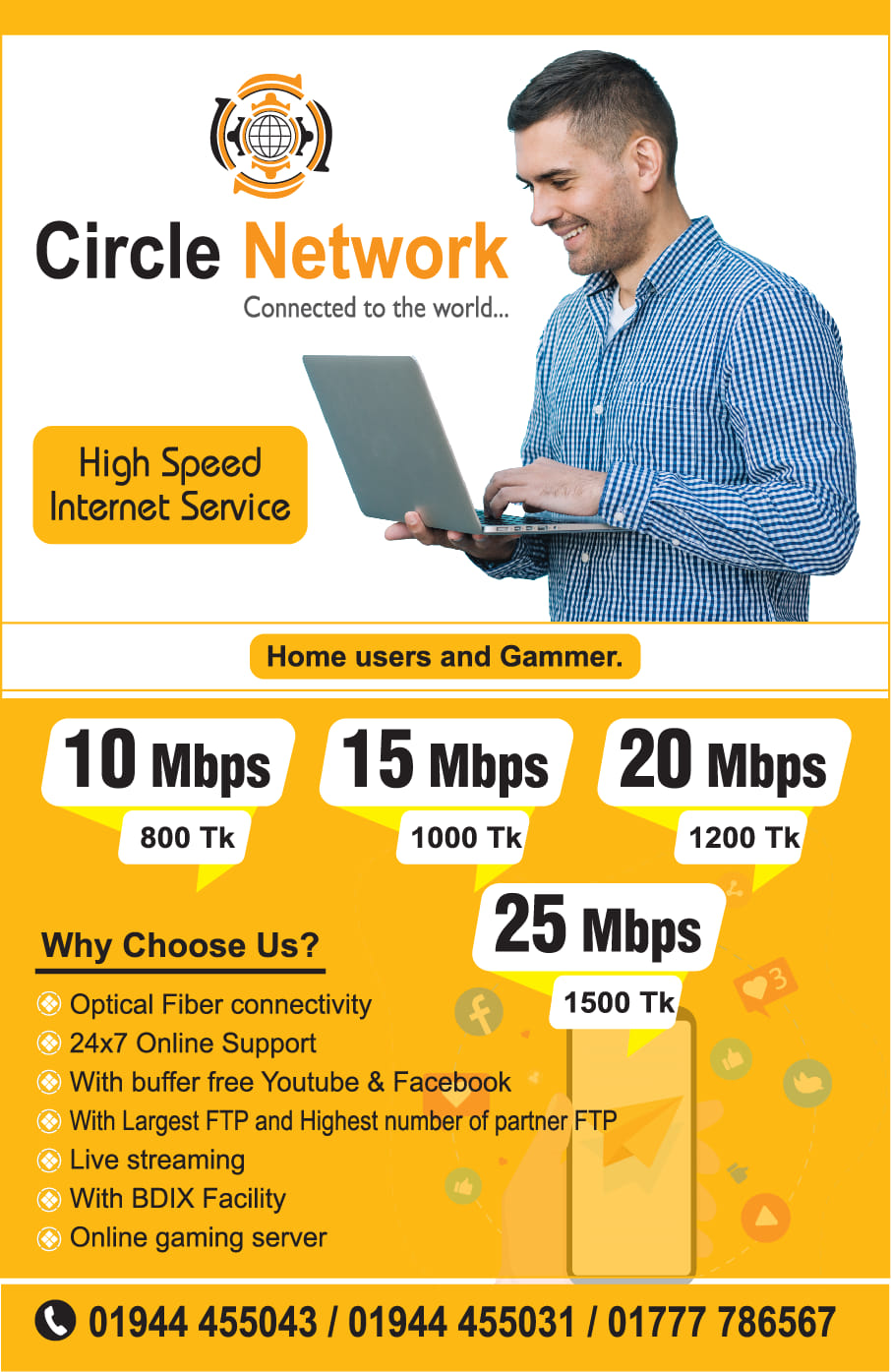 circle network january 2021 offer